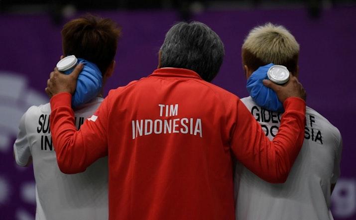 Tinta Emas Ganda Putra Indonesia di Asian Games