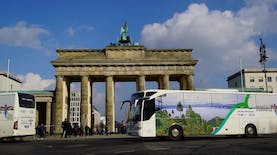 Bus Wonderful Indonesia di Jerman