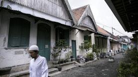 Di Kampung Ini, Anda Bisa Nikmati Kopi dan Wisata Batik