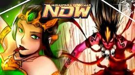 Nusantara Droid War : Komik Keren dengan Balutan Kearifan Lokal