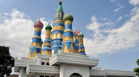 [Foto] 12 Masjid dari Sabang Hingga Merauke