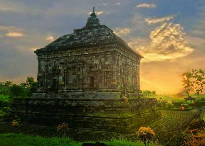 Candi Banyunibo di Sleman, Destinasi Sejarah yang Mengusung Konsep Kekinian