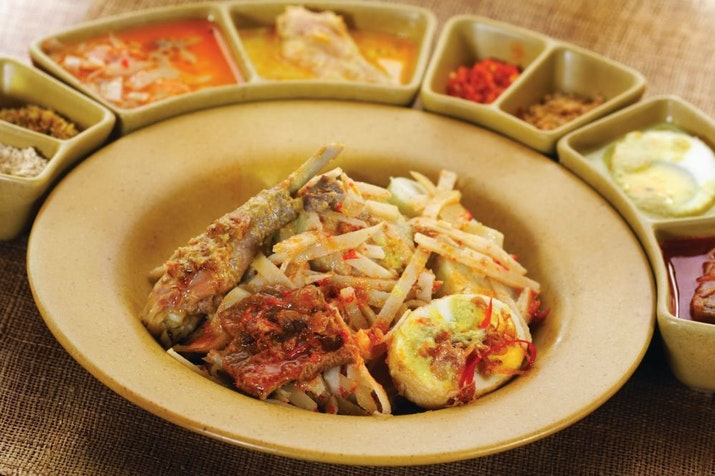 Lontong Cap Go Meh, Kuliner Lezat yang Lahir dari Adaptasi Jawa