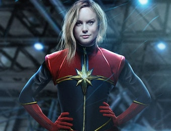 Captain Marvel Ditantang Juara Silat Indonesia