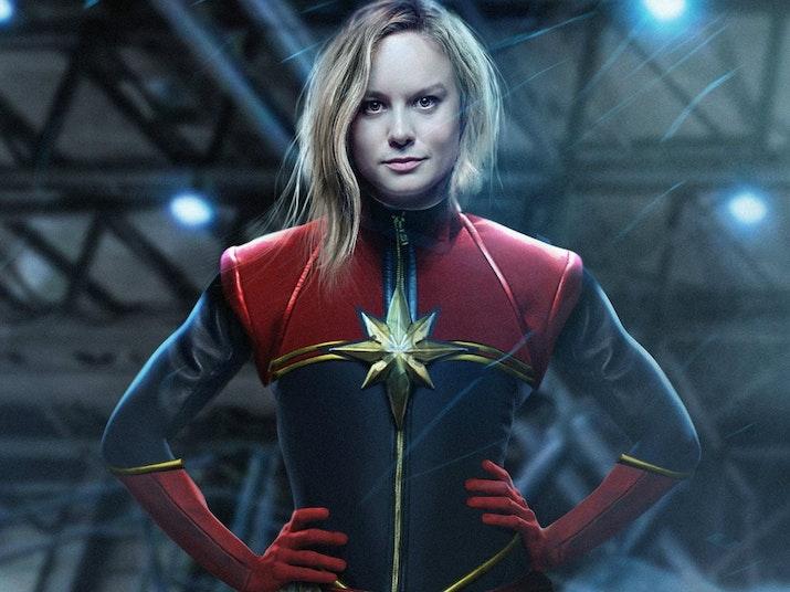Captain Marvel Ditantang Juara Silat Indonesia