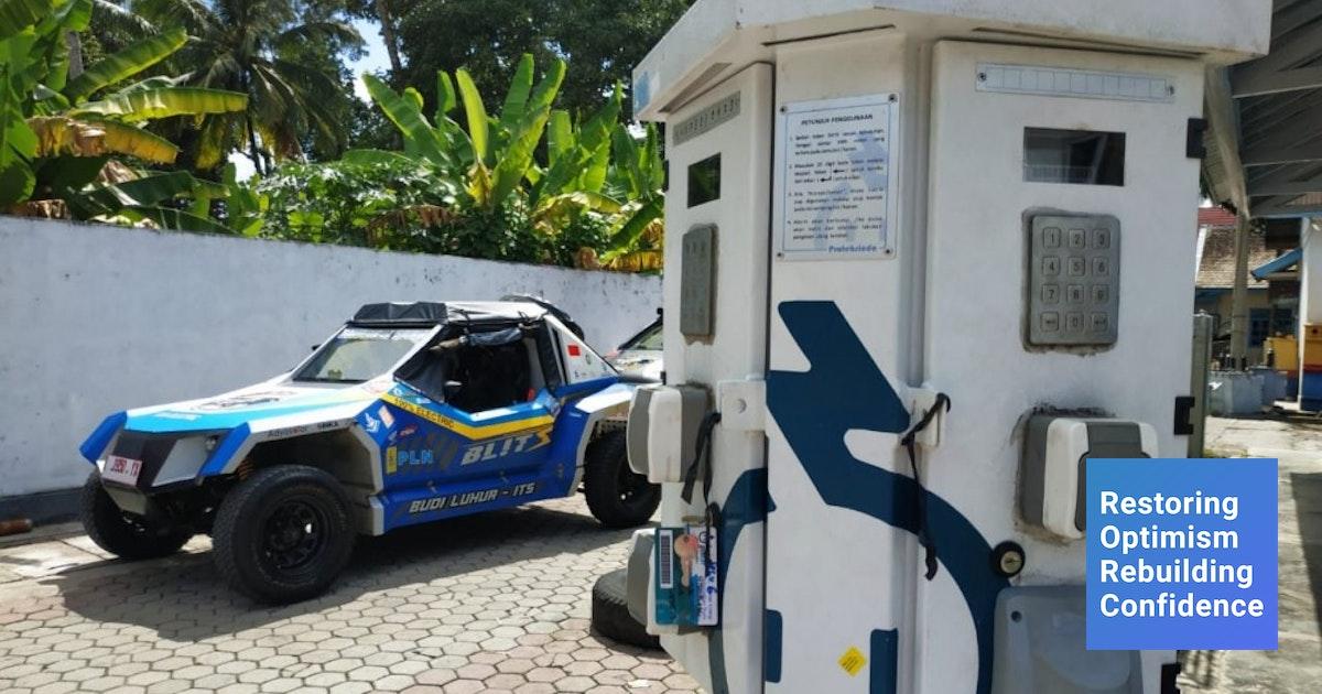 Akhirnya, Indonesia Punya Pabrik Bahan Baku Baterai Mobil Listrik