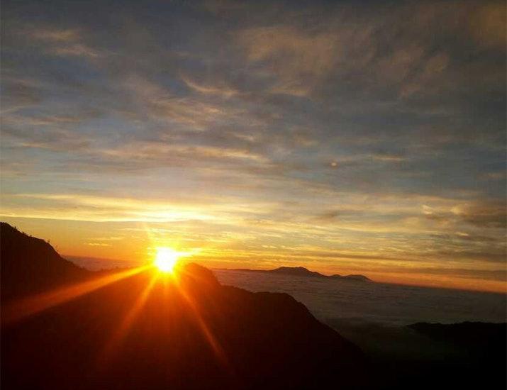Bukit Kingkong, Menawarkan View yang Tidak Bisa Ditolak