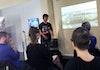 Cerita Tiga Pemuda Indonesia Pamerkan Inovasinya di Dutch Design Week 2015