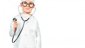 """""""Dokter Cilik"""" Bisa Jadi Duta Kesehatan Sekolah dan Cegah Corona"""