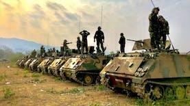 Militer Indonesia yang Terkuat di Asia Tenggara