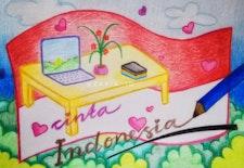 Perempuan Penulis dan Cinta Indonesia