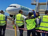 Citilink Lakukan Penerbangan Perdana dari Denpasar ke Melbourne