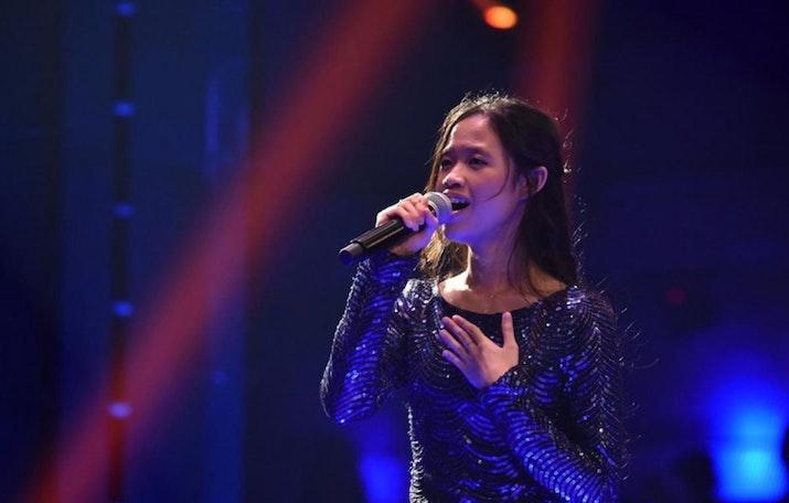 Buat Juri Menangis, Claudia Lolos Babak the Battle di the Voice of Germany