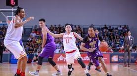 CLS Knights Raih Juara di ASEAN Basketball League 2019