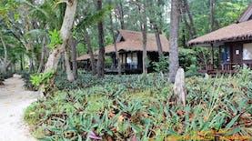 Pulau Pelangi | Wisata Pulau Seribu Yang Memiliki Cottage Bungalow