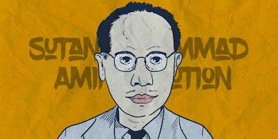 S.M. Amin Nasution, Gubernur Sumatra Utara Pengubah Etnonasionalisme Jadi Nasionalisme
