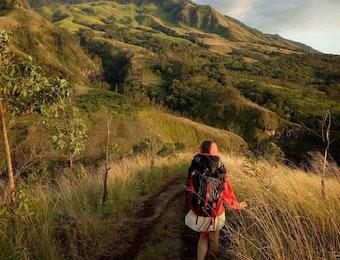 Ke Budug Asu, Mencari Panorama yang Syahdu