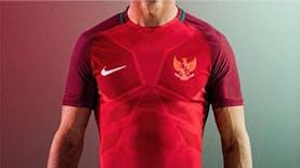 Ini Susunan Lengkap Timnas Indonesia di Piala AFF 2016