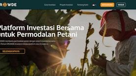 Crowde Bantu Modali Petani Indonesia