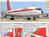 Gambar sampul Komik Tintin dan Gagasan Museum Bandara Kemayoran