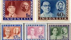 "Diskusi dan Pameran Perangko ""Germany-Indonesia: Making Friends Through Stamps"""