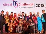 Gambar sampul Para Disabilitas Ini Harumkan Indonesia di Ajang IT Internasional