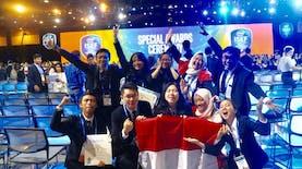 Siswa Indonesia Raih Penghargaan di Ajang Sains dan Teknik Internasional