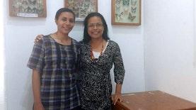 Sosok Perempuan Pejuang Konservasi Kupu-Kupu di Ujung Timur Indonesia