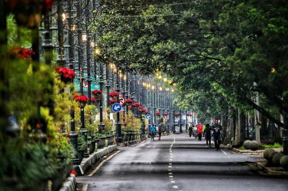 Mengenal 4 Kecamatan Di Dataran Tinggi Kota Bandung (Utara) Yang Terkenal Sejuk
