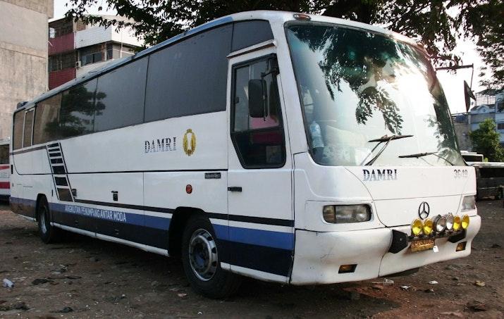 Evolusi Bus Damri Jadi Hotel Mini