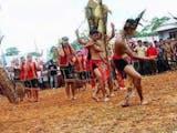 Gambar sampul Ritual Naik Dango Bentuk Syukur Atas Hasil Panen Padi Suku Dayak Kanayatn