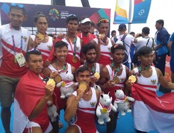 Indonesia Punya Peraih Emas Termuda Di Ajang Asian Games 2018