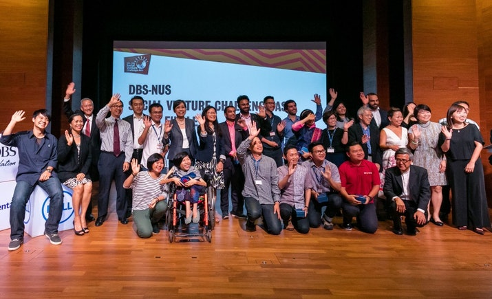 3 Wirausaha Sosial Asal Indonesia Pemenang DBS-NUS Social Venture Challenge Asia 2017