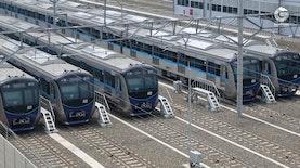Selama April 2019, Tarif MRT Diskon 50%