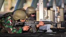 """Senjata-senjata Buatan Pindad yang """"Mengguncang"""" Dunia"""