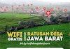 Pasang 600 Wifi Gratis, Pemprov Jabar Kembangkan Desa Digital