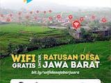 Gambar sampul Pasang 600 Wifi Gratis, Pemprov Jabar Kembangkan Desa Digital