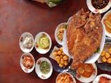 Gambar sampul Mencicipi Nasi Sek, Nasi Seratus Kenyang di Kota Pariaman