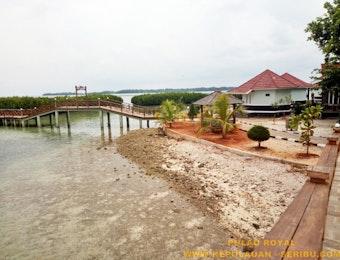 Pulau Royal Destinasi Wisata Semi Resort Di Pulau Kelapa Kepulauan Seribu