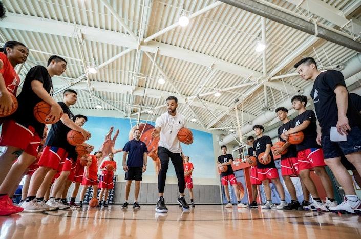 DBL All-Star Asal Surabaya, Pukau Trainer Level NBA di Amerika Serikat