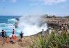 Waspada Terjangan 'Air Mata Setan' di Nusa Lembongan