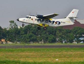 Kado Kemerdekaan Sangat Indah: N219 Terbang Perdana, di Langit Bandung
