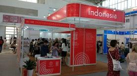 Indonesia Hadiri Pameran Buku Internasional