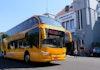 Mahasiswa Bayar Bus Double Deck Hanya Dengan Sampah
