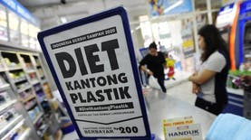Selamat! Limbah Plastik Bandung Berkurang 42 Persen