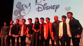 Disney Luncurkan Album Lagu Berbahasa Indonesia, Pertama di Asia