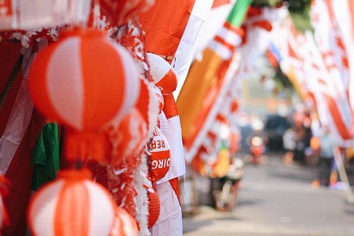 Kampung Bendera, Berkibar di Penjuru Indonesia Hingga Bisnis 3 Generasi