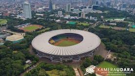 [FOTO] Stadion Akuatik Megah untuk Asian Games 2018, Yuk Intip!
