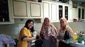 Dosen FTP UB Antar Coklat Khas Batu Jadi Brand Ambassador Asian Games 2018
