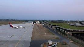 Bandara Banyuwangi Resmi Melayani Penerbangan Antar Negara